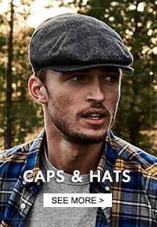 Caps & Hats FW2018