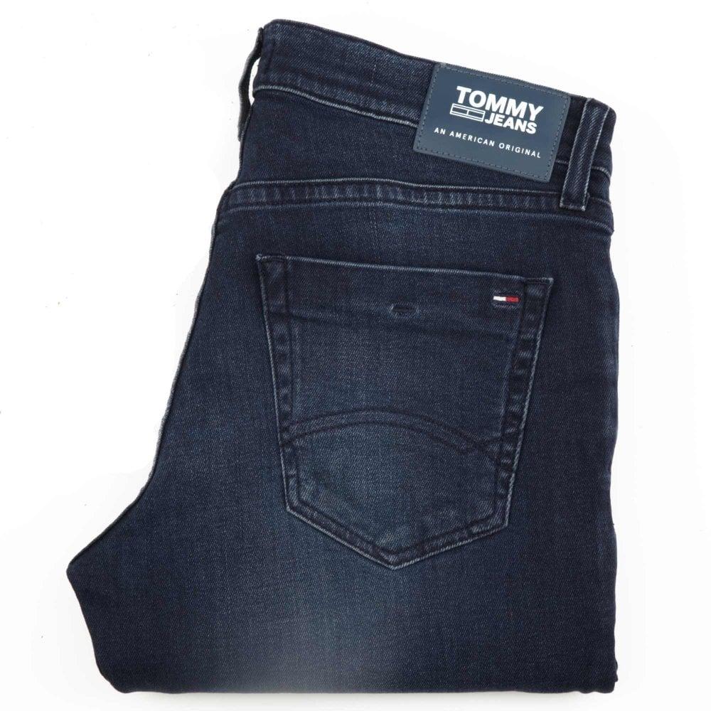 f0d7bee8 Tommy Hilfiger TJM Washed Jeans Scanton Slim Fit DM0DM06139-911