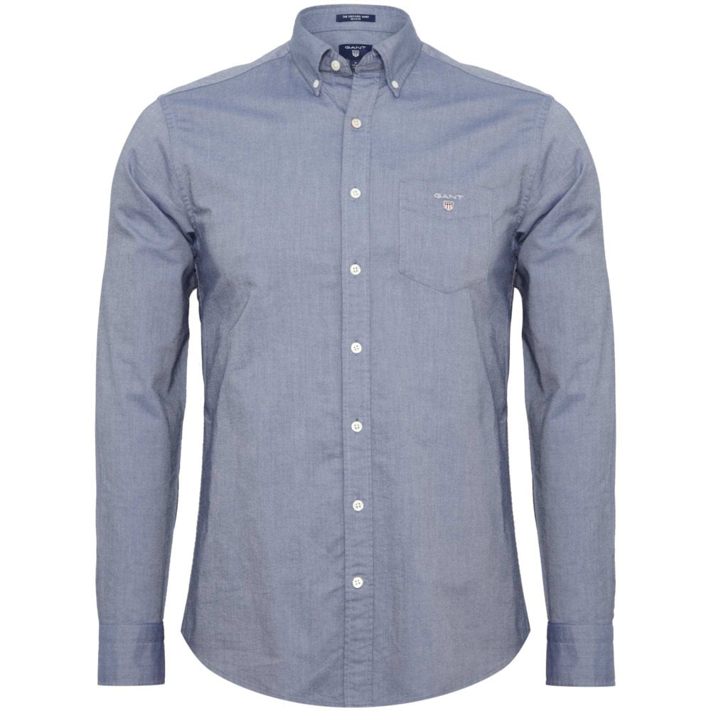 Gant Shirt Oxford Regular Fit 3046000-468 24e7ad0ecd7