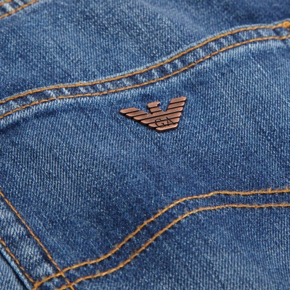 d727843f Emporio Armani Jeans Regular Fit (J45) 3G1J451D5QZ134-0942