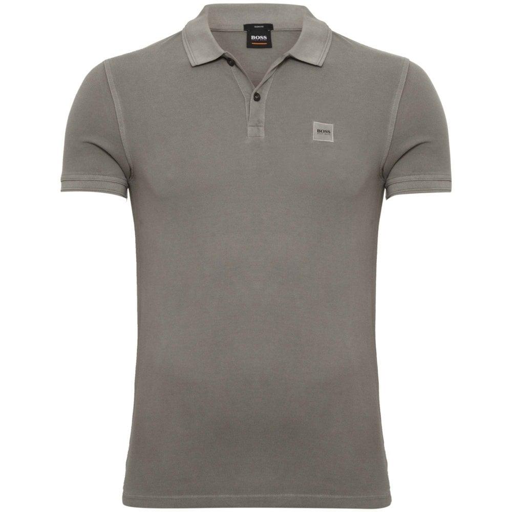 1b3bde198 BOSS Pique Polo Shirt Prime Slim Fit 50378365-521