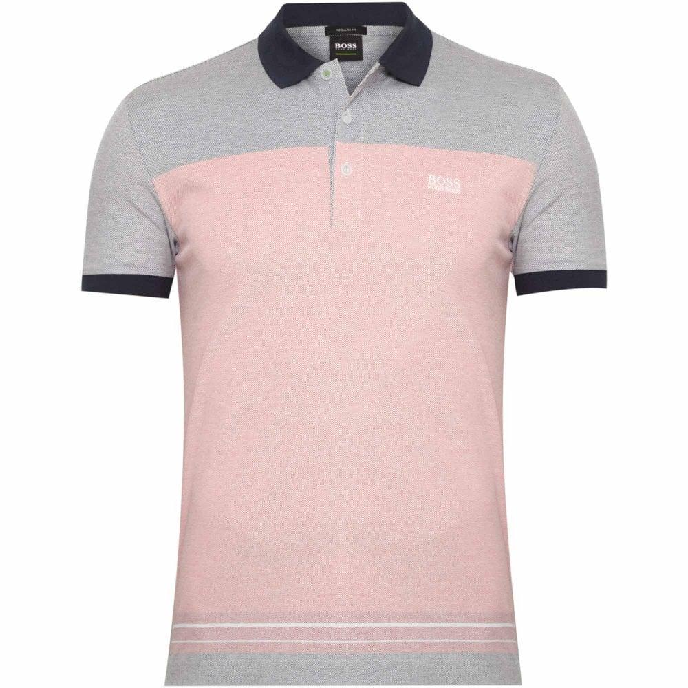 1ab148a043 BOSS Polo Shirt Paddy 3 Regular Fit 50404266