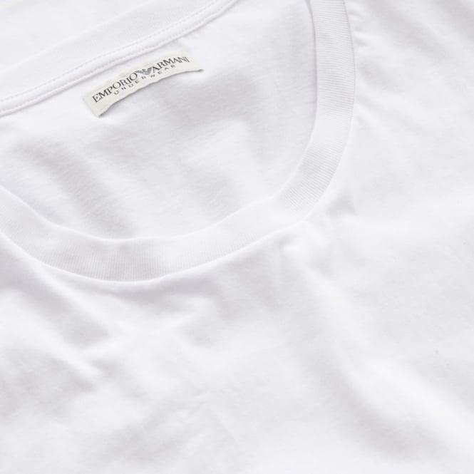 05ce4fe4dfd2 Emporio Armani Regular Fit White Underwear T-shirt CC500 110002
