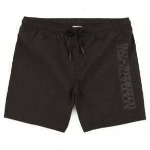 9275951c887f6 Μαγιό Varco Σορτς Κανονική Γραμμή Μαύρο. Napapijri Varco Swim Shorts  Regular Fit Black
