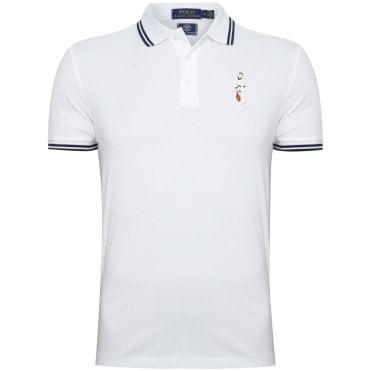80560588025f Ralph Lauren Wimbledon Polo Μπλούζα Πικέ Κανονική Γραμμή